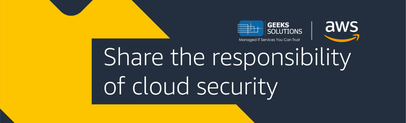 Inherit comprehensive security and compliance controls with Geeks Solutions and AWS.